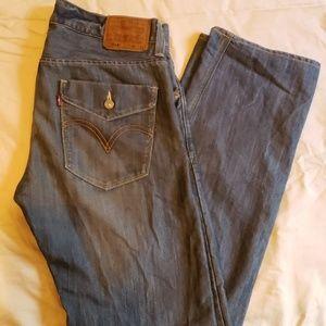 Levi jeans 34/34
